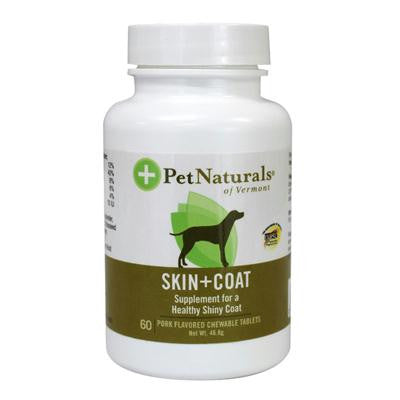 Picture of Pet Naturals Of Vermont Skin and Coat Support - 60 Ct