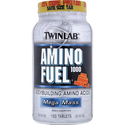 Picture of Twinlab Amino Fuel 1000 - 150 Tablets