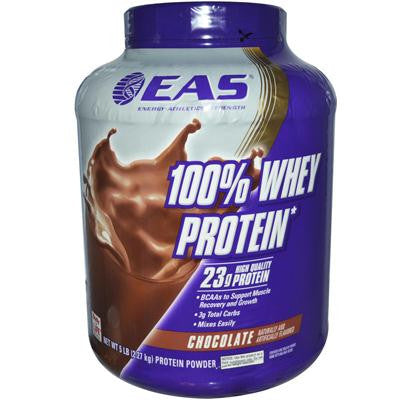 Picture of EAS Whey Protein Chocolate - 5 lbs