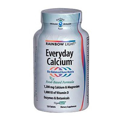 Picture of Rainbow Light Everyday Calcium - 120 Tablets