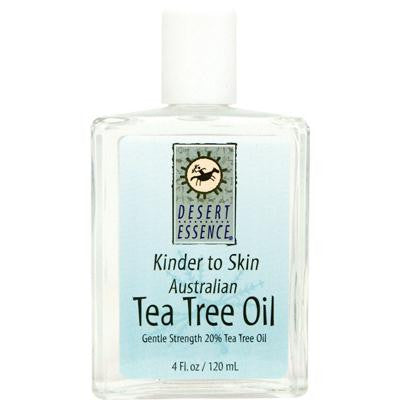 Picture of Desert Essence Kinder to Skin Australian Tea Tree Oil - 4 fl oz