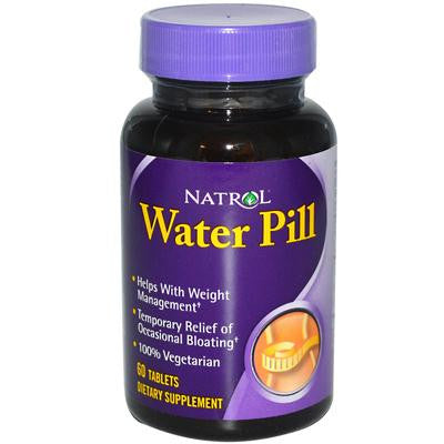 Picture of Natrol Water Pill - 60 Tablets