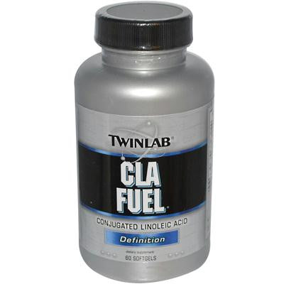 Picture of Twinlab CLA Fuel Conjugated Linoleic Acid Definition - 60 Caps