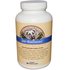 Dancing Paws Canine Joint Maintenance - 90 Chewable Wafers