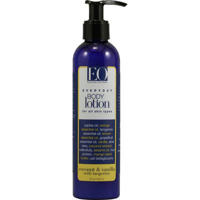 Picture of EO Products Everyday Body Lotion Coconut and Vanilla with Tangerine - 8 fl oz