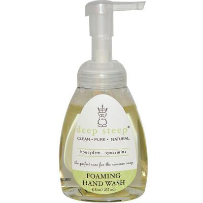 Picture of Deep Steep Organic Foaming Handwash Honeydew Spearmint - 8 fl oz