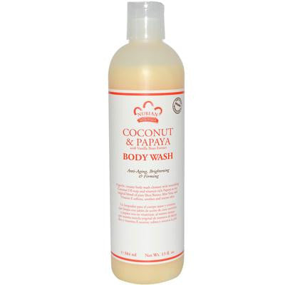 Picture of Nubian Heritage Body Wash Coconut And Papaya - 13 fl oz