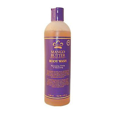 Picture of Nubian Heritage Body Wash Mango Butter - 13 fl oz