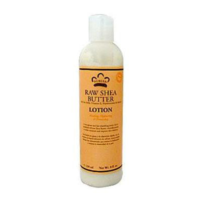 Picture of Nubian Heritage Body Lotion Raw Shea Butter - 8 fl oz