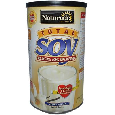 Picture of Naturade Total Soy Meal Replacement French Vanilla - 18 oz