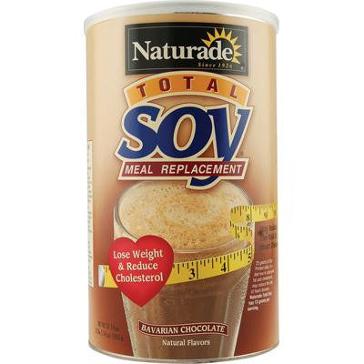 Picture of Naturade Total Soy Meal Replacement Bavarian Chocolate - 37.14 oz