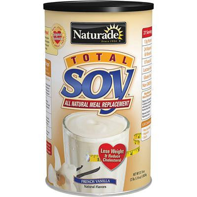 Picture of Naturade Total Soy Meal Replacement French Vanilla - 2 lbs