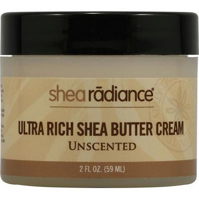 Picture of Shea Radiance Ultra Rich Shea Butter Cream Unscented - 2 oz