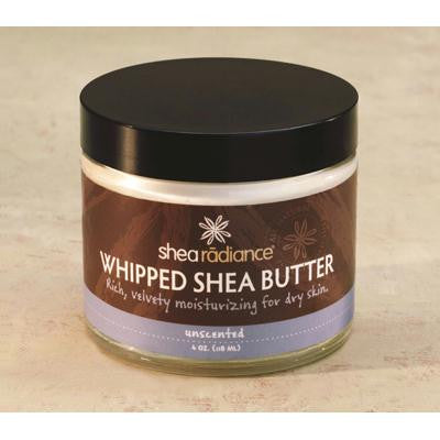 Picture of Shea Radiance Whipped Shea Butter - Unscented - 4 oz