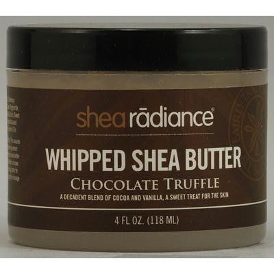 Picture of Shea Radiance Whipped Shea Butter Chocolate Truffle - 4 fl oz