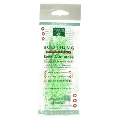 Picture of Earth Therapeutics Soothing Eyelid Compress - 1 Unit