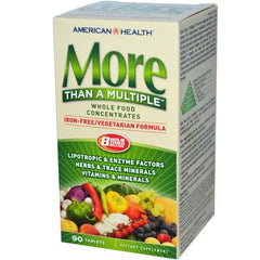 American Health More Than A Multiple - 90 Tablets