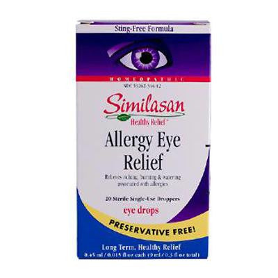 Picture of Similasan Allergy Eye Relief - 0.015 fl oz
