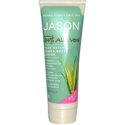Picture of Jason Hand and Body Lotion Aloe Vera - 8 fl oz