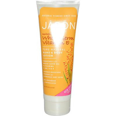 Picture of Jason Pure Natural Wheat Germ Vitamin E Hand and Body Lotion - 8 fl oz