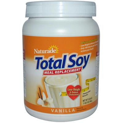 Picture of Naturade Total Soy Meal Replacement - Vanilla - 19.05 oz