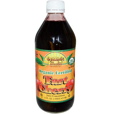 Picture of Dynamic Health Organic Certified Tart Cherry Juice Concentrate Tart Cherry - 16 fl oz