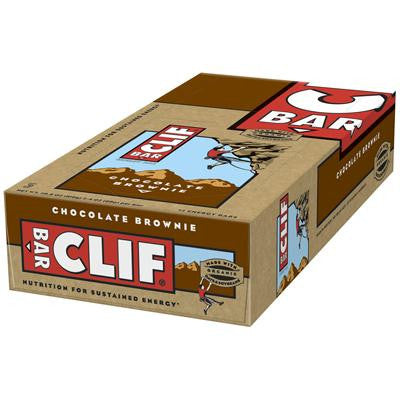 Picture of Clif Bar - Organic Chocolate Brownie - Case of 12 - 2.4 oz