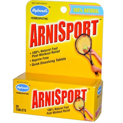 Picture of Hyland's Arnisport - 50 Tablets