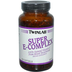 Twinlab Super E-Complex - 400 IU - 250 Softgels