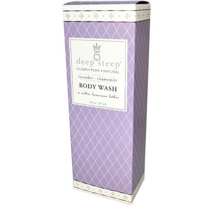 Picture of Deep Steep Body Wash Lavender Chamomile - 8.45 fl oz