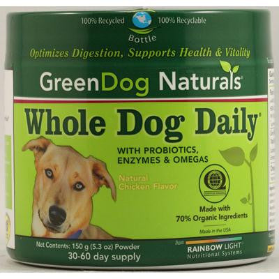 Picture of GreenDog Naturals Whole Dog Daily Natural Chicken - 5.3 oz