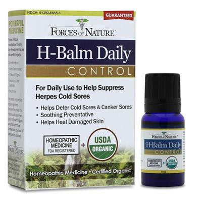 Picture of Forces of Nature Organic H-Balm Daily Control - 11 ml