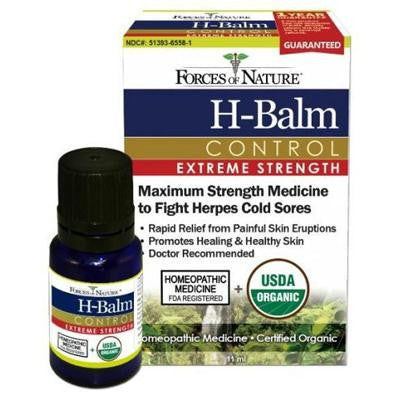 Picture of Forces of Nature Organic H-Balm Control Xtreme - 11 ml