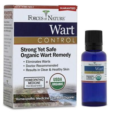 Picture of Forces of Nature Organic Wart Control - 33 ml