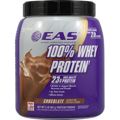 Picture of EAS Whey Protein Chocolate - 2 lbs