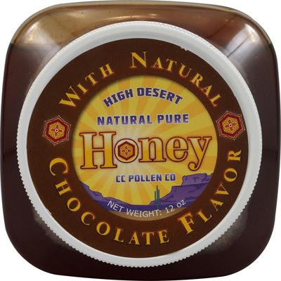 Picture of C.C. Pollen Natural Pure Honey Chocolate - 12 oz