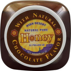 C.C. Pollen Natural Pure Honey Chocolate - 12 oz