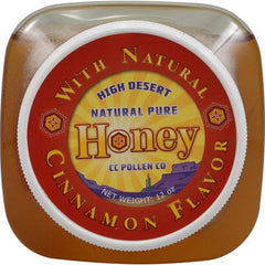 C.C. Pollen Natural Pure Honey Cinnamon - 12 oz