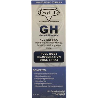 Picture of Oxylife Growth Hormone - 2 fl oz