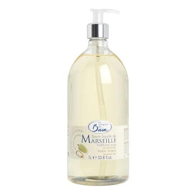 Picture of Le Comptoir Du Bain Liquid Soap - Extra Rich Natural - 33.8 oz