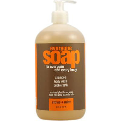 Picture of EO Products EveryOne Liquid Soap Citrus and Mint - 32 fl oz