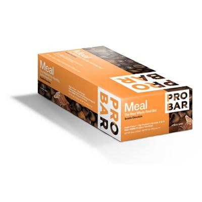 Picture of Probar Organic Double Chocolate Bar - Case of 12 - 3 oz