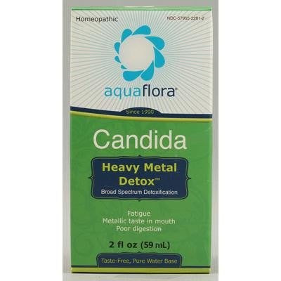Picture of Aqua Flora Heavy Metal Detox - 2 fl oz