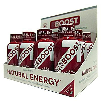 Picture of Eboost Superberry Shot Display Center - Case of 12 - 2 fl oz