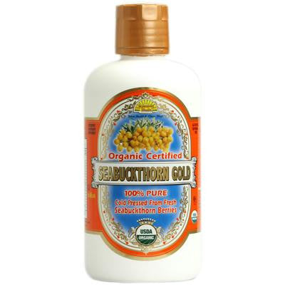 Picture of Dynamic Health Organic Certified Seabuckthorn Gold - 32 fl oz