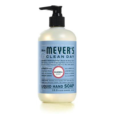Picture of Mrs. Meyer's Liquid Hand Soap - Bluebell - Case of 6 - 12.5 oz