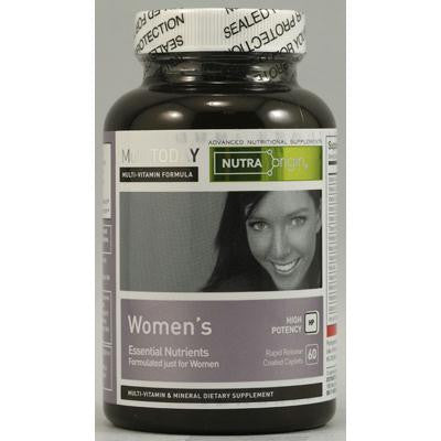 Picture of Nutra Origin Multi Today Women's High Potency - 60 Rapid Release Coated Caplets