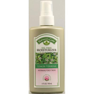 Picture of Nature's Gate Moisturizer Oil Free Lemon Verbena - 4 fl oz