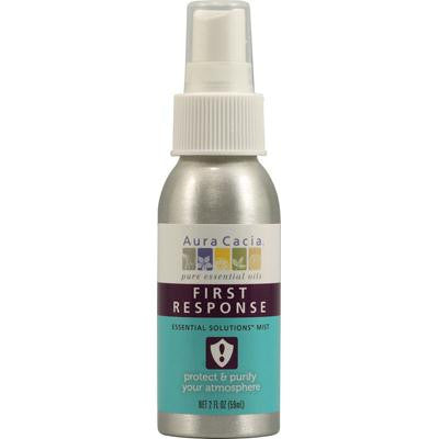 Picture of Aura Cacia Essential Solutions Mist First Response - 2 fl oz