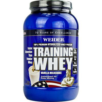 Picture of Weider Global Nutrition Whey Protein Milkshake - Vanilla - 2 lbs